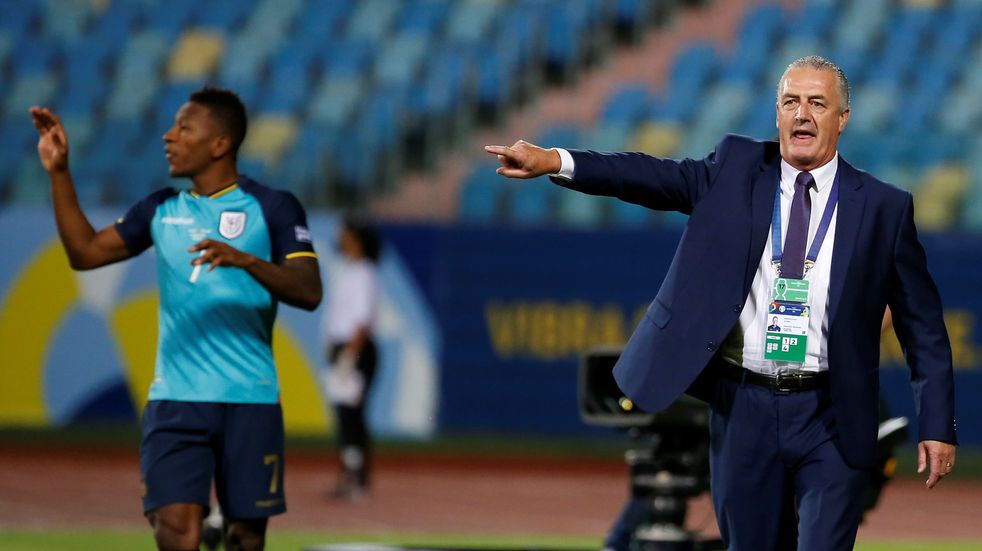 Copa América: así juega Ecuador, el rival de la Selección Argentina en cuartos de final