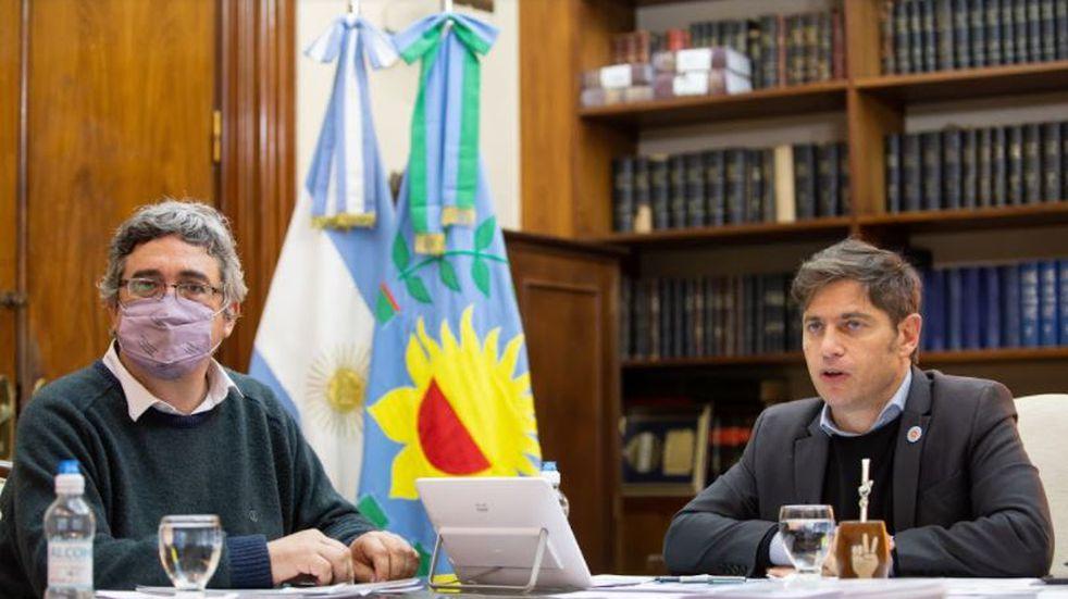 Desarrollo agrario: 25 municipios suscribieron al plan de Mejora de Caminos Rurales