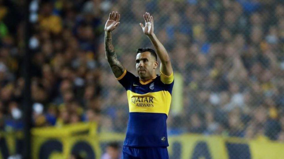 Carlos Tevez se desgarró y se despediría de Boca sin jugar