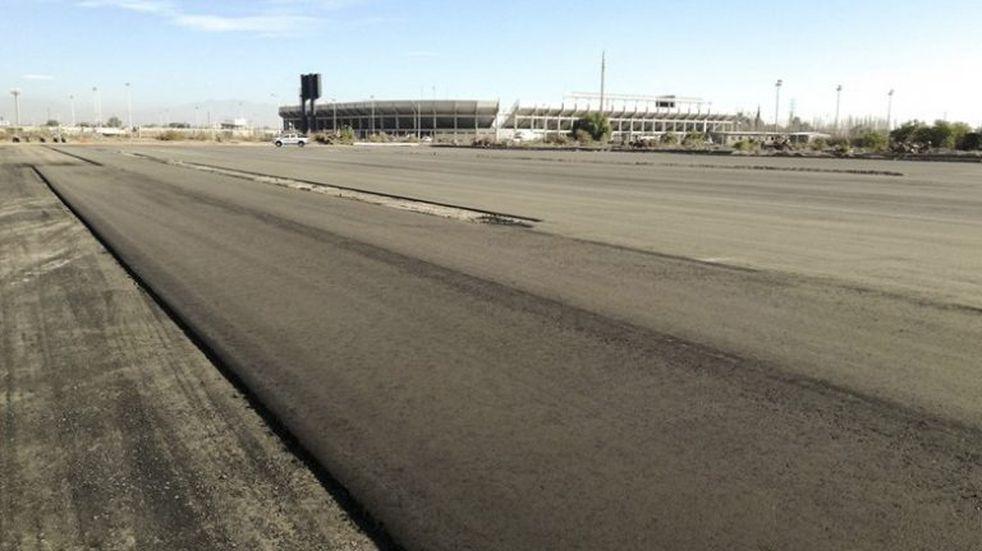 El Estadio del Bicentenario estrenará estacionamiento
