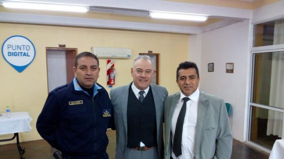 Personal policial recibió capacitación en Cura Brochero