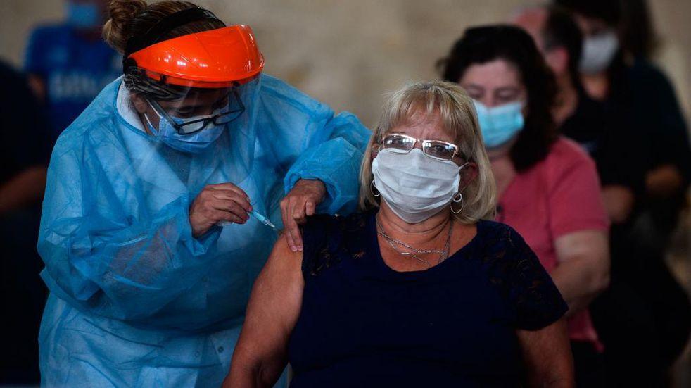 Córdoba superó las 500 mil vacunas aplicadas
