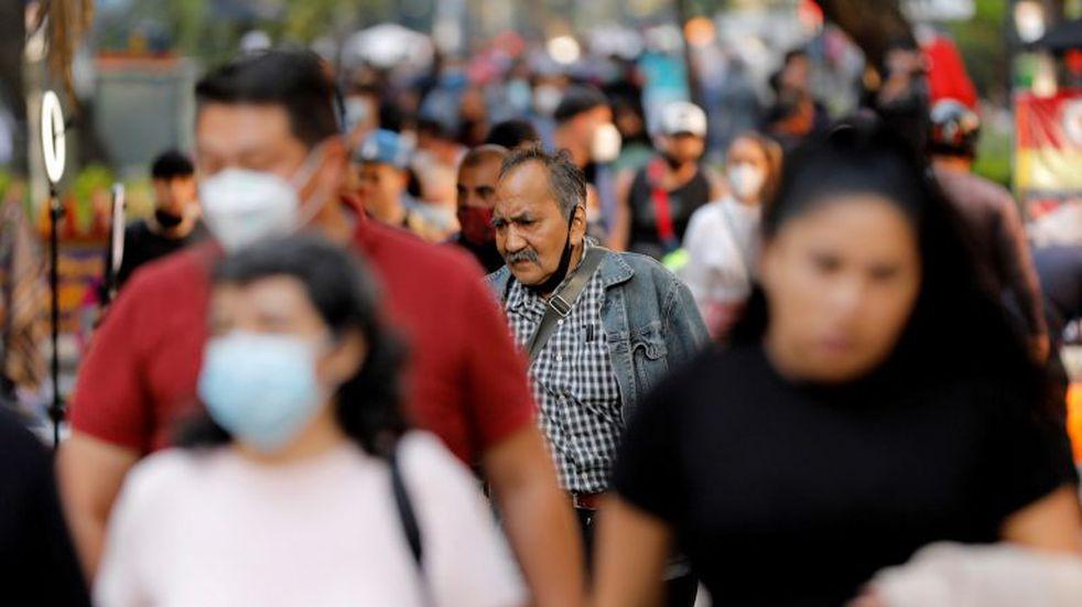 Coronavirus: México superó las 166.000 muertes por la enfermedad