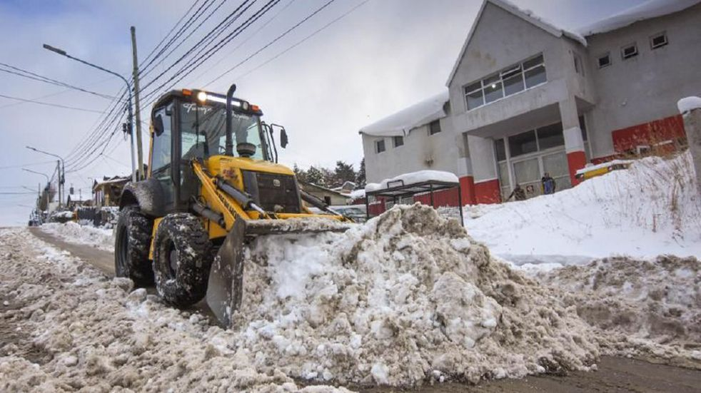 Operativo Invierno: distintas áreas del Municipio trabajan en conjunto