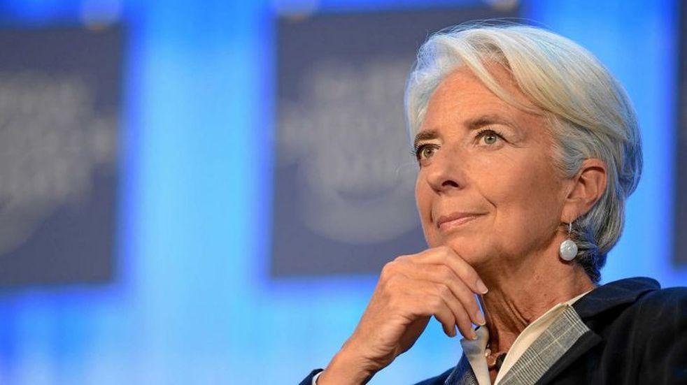"""La gente cambia con el paso del tiempo"", dijo Lagarde sobre Cristina Kirchner"