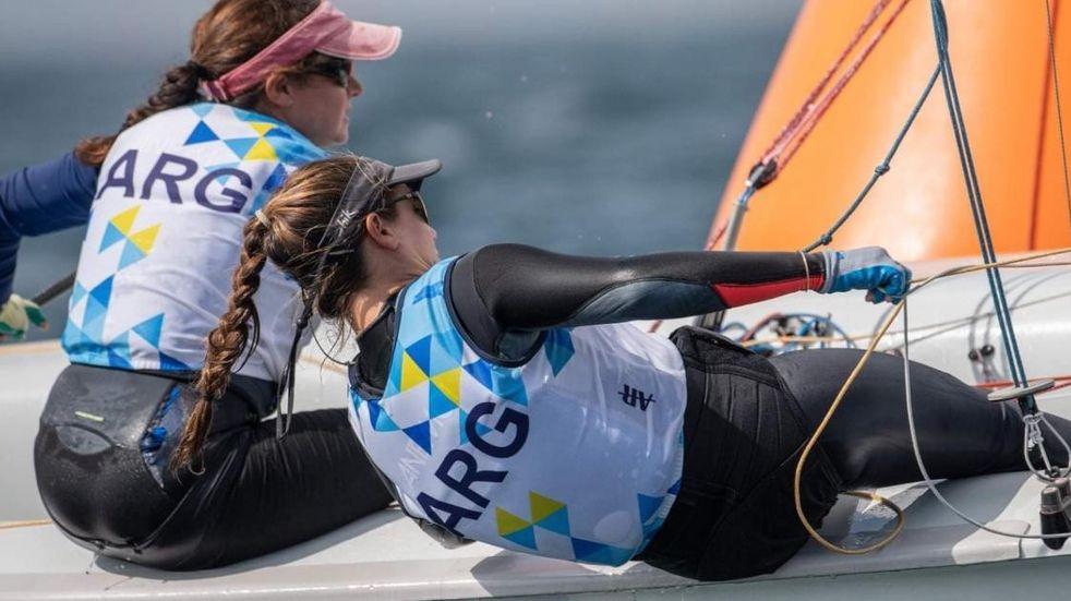 La posadeña Lourdes Hartkopf participó de su segundo día de competencia en los juegos Olímpicos Tokio 2020