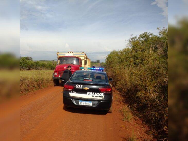 Apóstoles: nuevo golpe al tráfico ilegal de soja