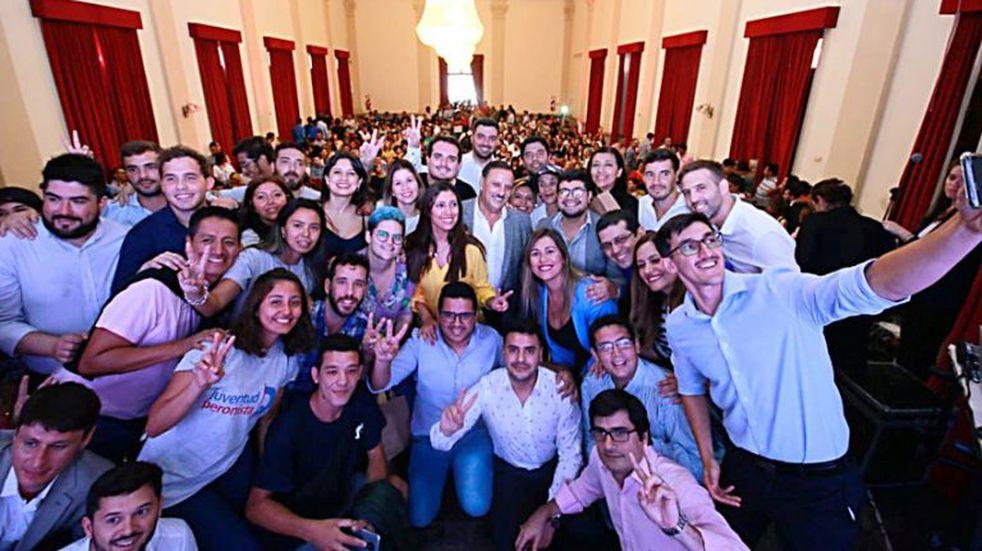 La Rioja fue sede del II Encuentro Federal de Dirigentes Generacionales