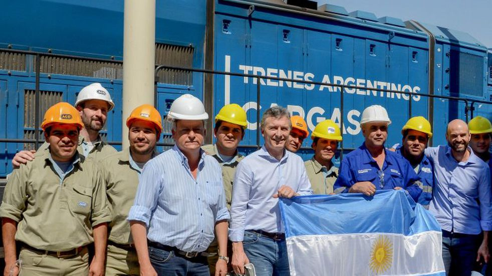 Macri inauguró en Chaco una planta de acopio de cereales