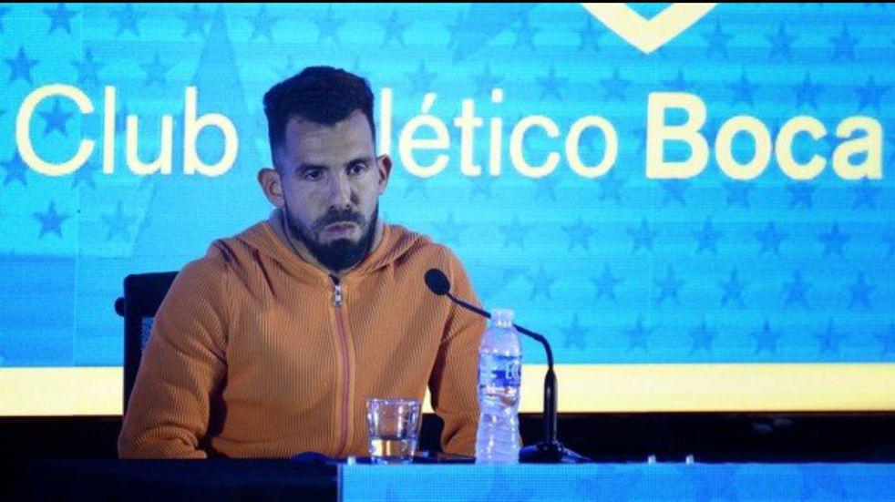 Carlos Tevez confirmó que se va de Boca, pero por el momento no se retirará del fútbol profesional