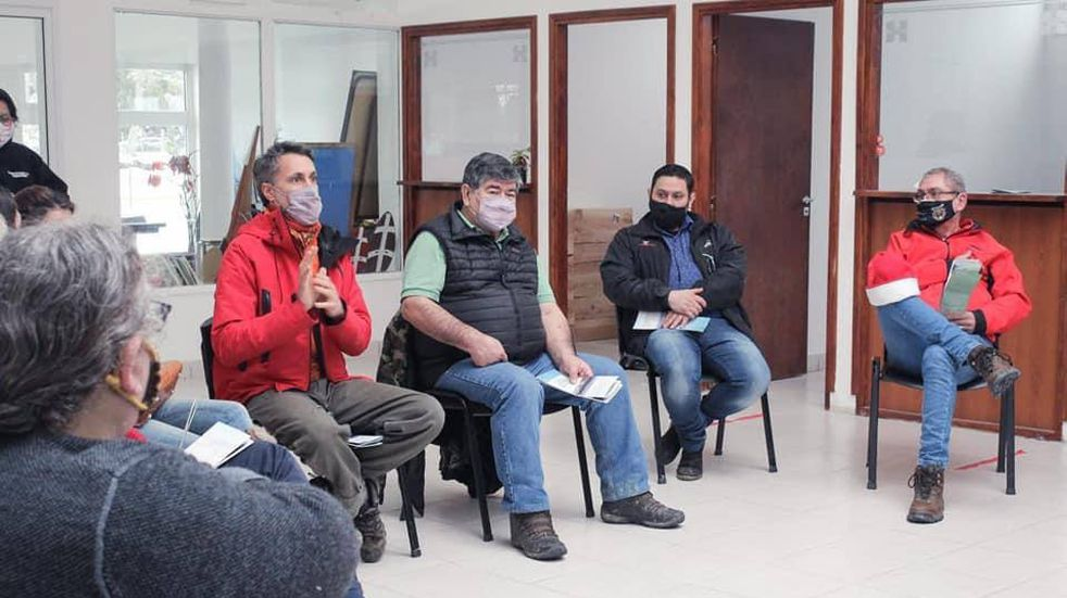 El Municipio y el INFUETUR mantuvieron una reunión junto a prestadores turísticos