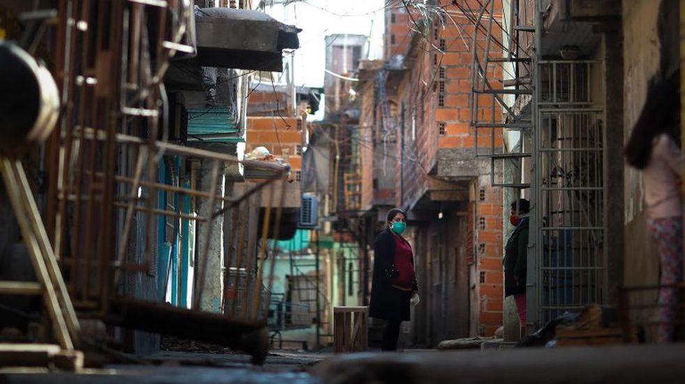"""Movimientos sociales reclaman la """"emergencia sanitaria urgente"""" en las villas de la Ciudad"""