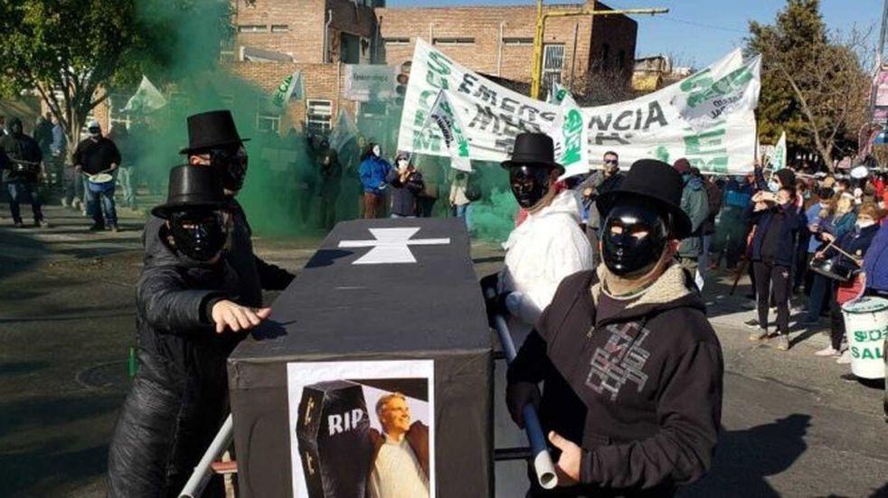 Córdoba: municipio reincorpora contratados y consigue tregua con el sindicato