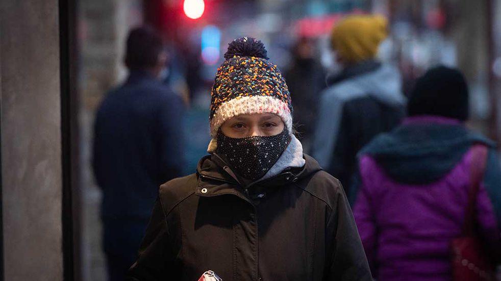 Pronóstico en Tandil: rige una alerta violeta por las bajas temperaturas durante el fin de semana