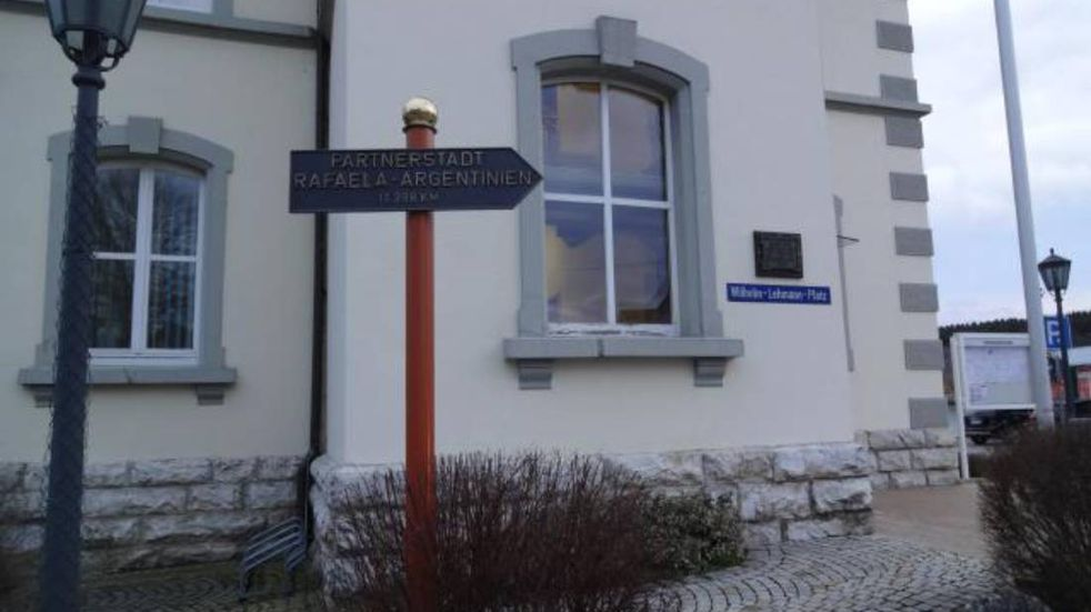 Rafaela continúa potenciando su hermanamiento con Sigmaringendorf