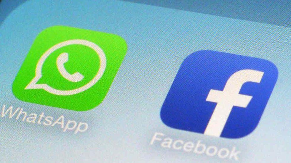 El Gobierno le prohibió a Facebook compartir datos de usuarios con WhatsApp