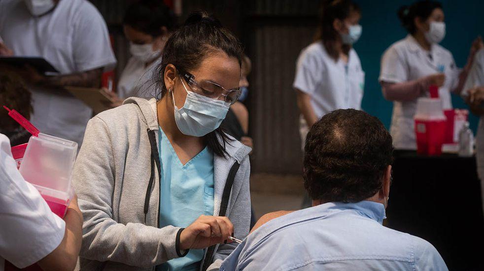 Vacunación covid-19 en San Luis: el 50% de los inscriptos ya se encuentran inmunizados