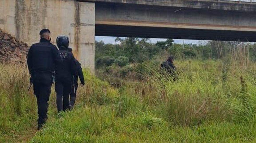 Amplio operativo para capturar a un prófugo en Posadas