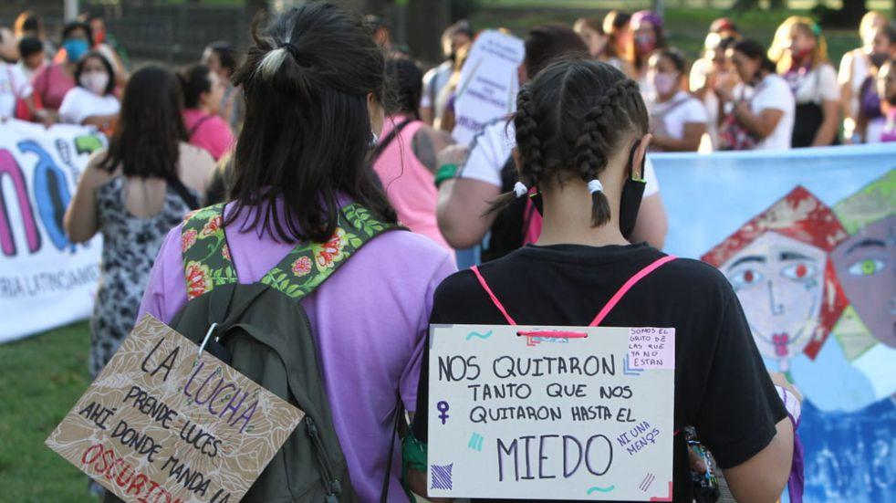 Su pareja la secuestró durante 50 días en Salta y ahora pudo regresar a su casa en Buenos Aires