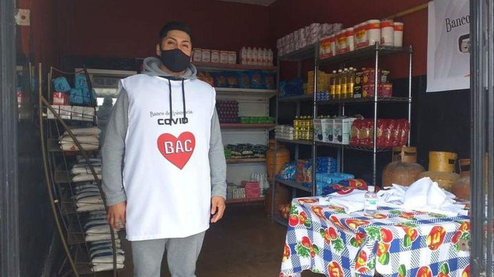Un municipio salteño cuenta con un banco de asistencia para personas aisladas por COVID-19