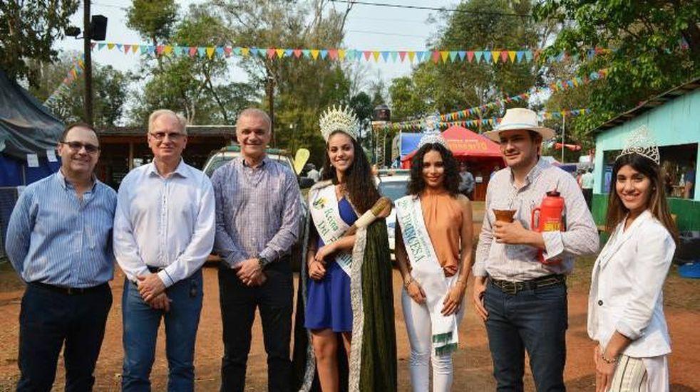 La Fiesta Provincial del Agricultor fue un éxito en Andresito