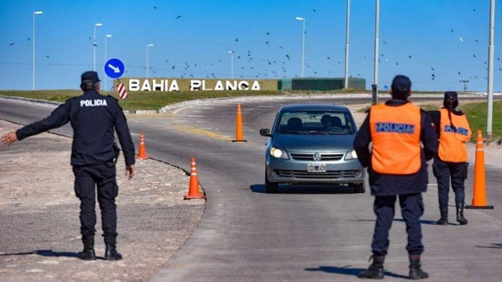 El sector hospitalario pide bajar la circulación en Bahía Blanca
