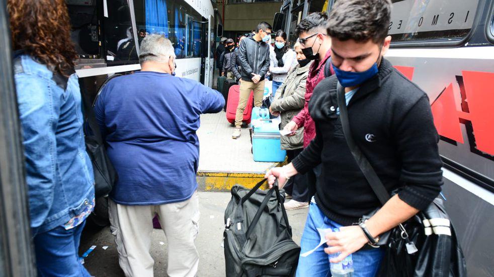 Los turistas colmaron los principales centros de atracción en Córdoba (José Hernández / La Voz).