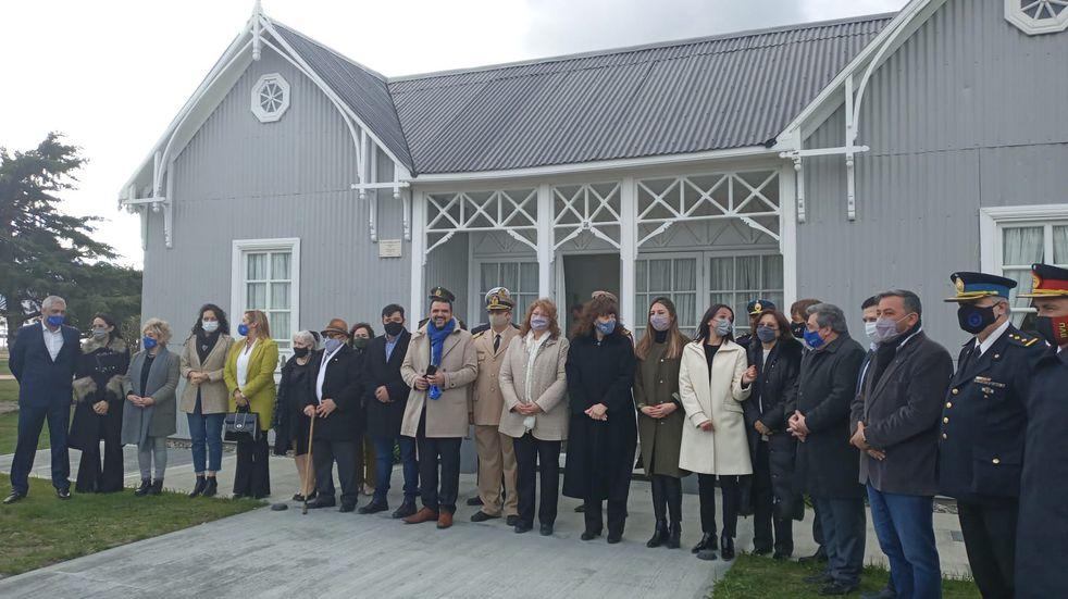 Este año se realizó en la sede de la Cámara de Turismo de Tierra del Fuego.