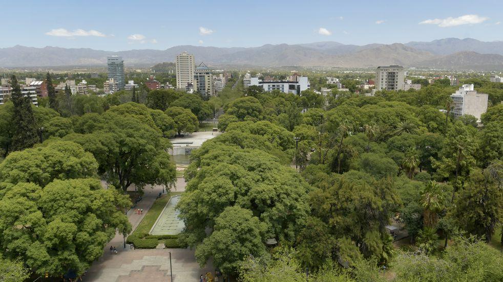 Tiempo agradable  y algo nublado para lo que resta del fin de semana XXL en Mendoza