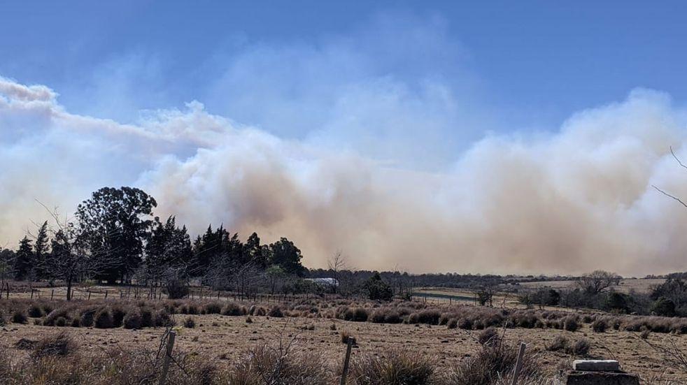 Incendio en Intiyaco: de los cuatro imputados, dos son bomberos y aseguran no ser los culpables