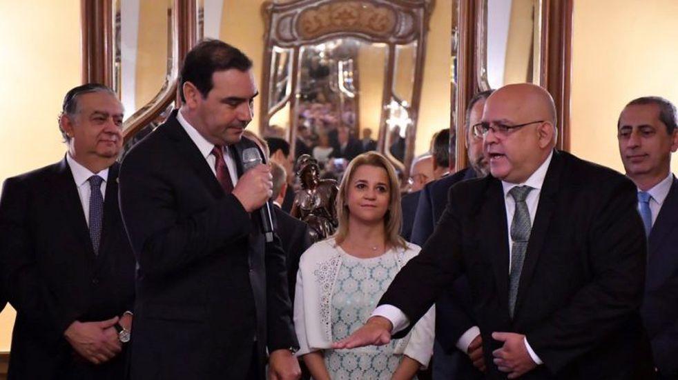 Carlos Vignolo asumió como Secretario General en Corrientes