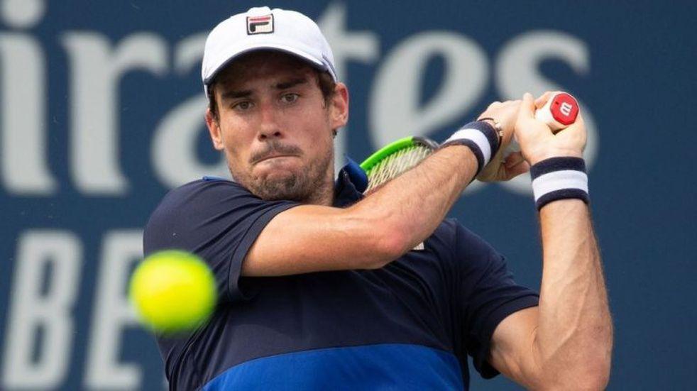 Guido Pella quedó eliminado del ATP 250 de Amberes