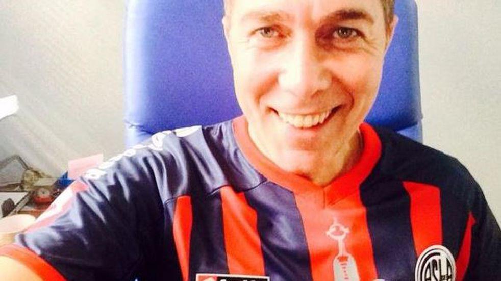 El tenso cruce futbolero entre Rodolfo Barili y Coco Sily