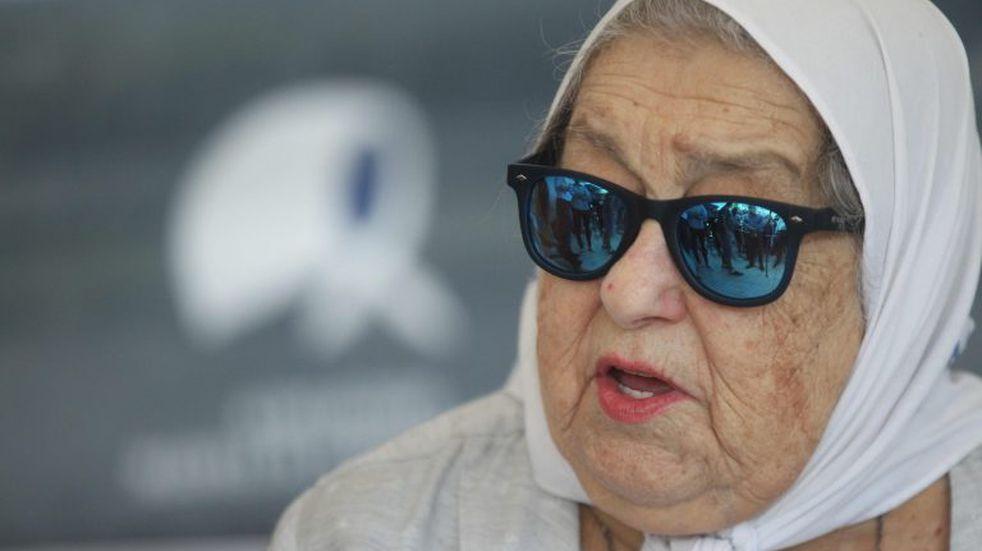 """Hebe de Bonafini avaló las excarcelaciones por coronavirus pero no """"que suelten a asesinos ni violadores"""""""