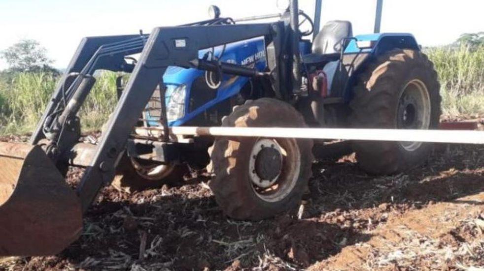 Productores de Pozo Azul piden elaborar un registro de máquinas agrícolas adquiridas en el exterior