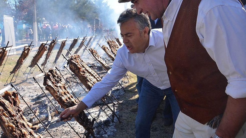 Cornejo y Patricia Bulrrich asistirán al almuerzo de la Fiesta de la Ganadería en General Alvear.