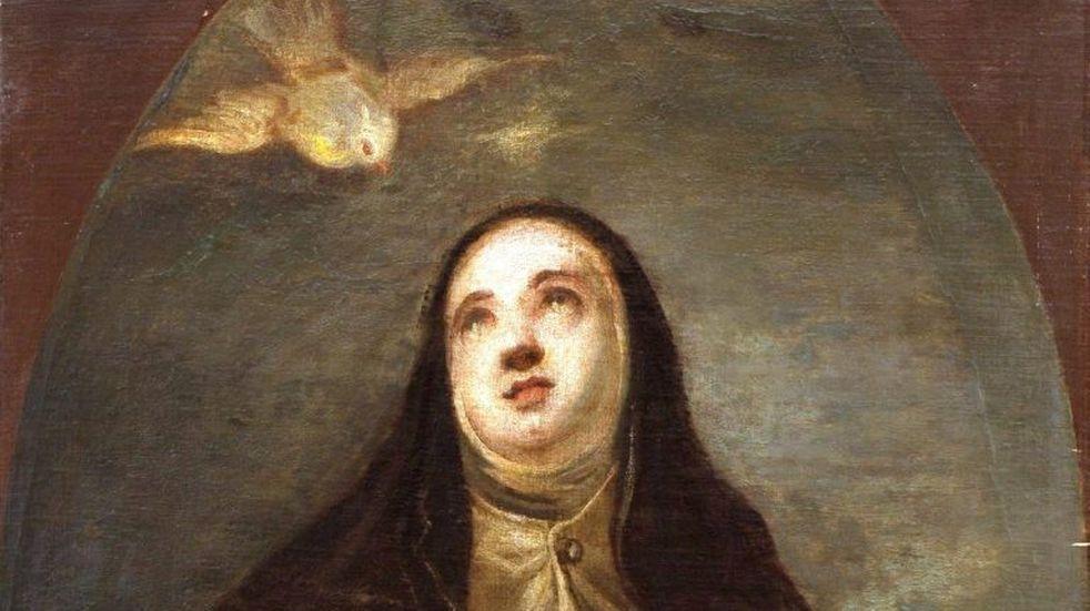 Hoy recordamos a Santa Teresa de Jesús