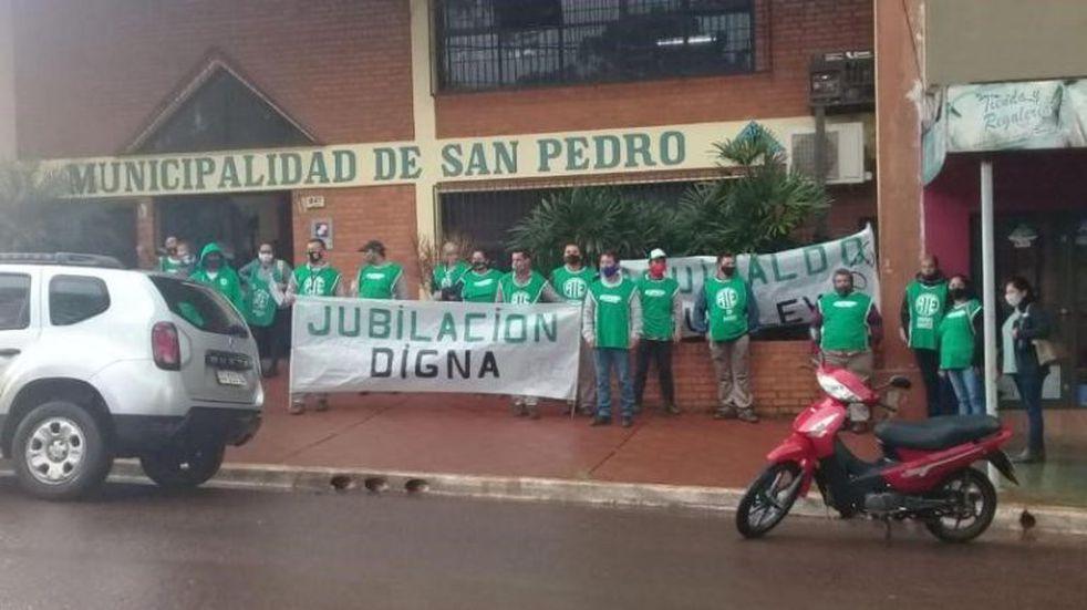 San Pedro: empleados municipales no llegaron a un acuerdo por aumento salarial