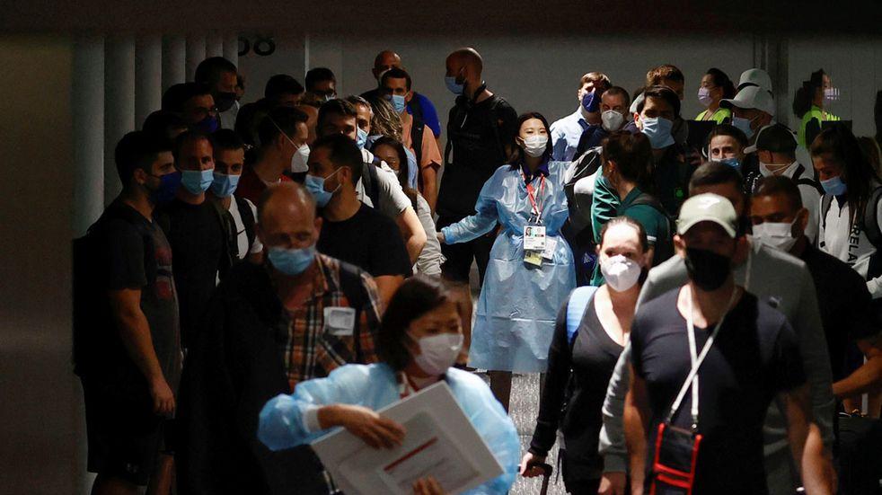 Tokio 2020: registraron el primer caso de coronavirus en la Villa Olímpica a una semana de los Juegos