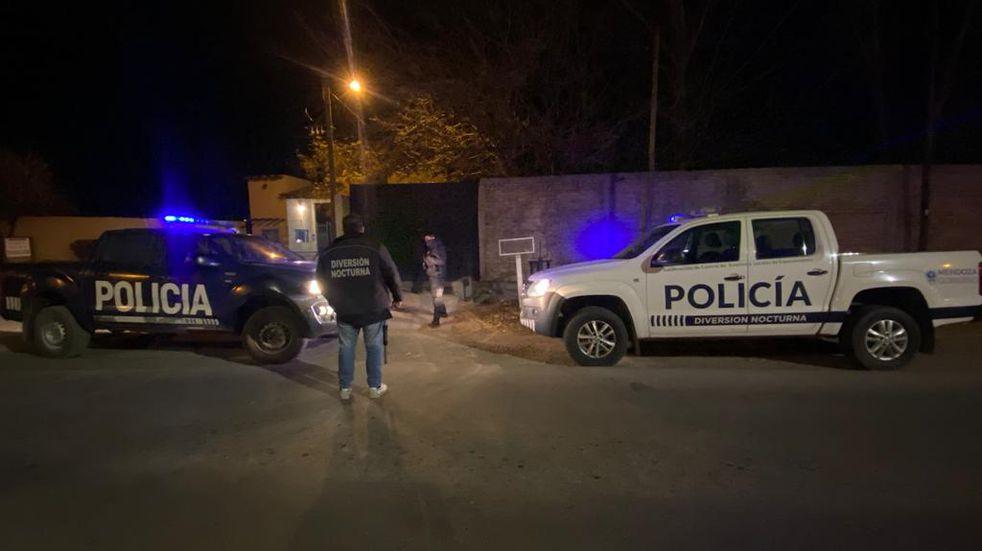 Desactivaron 15 eventos y fiestas clandestinas durante el fin de semana en Mendoza