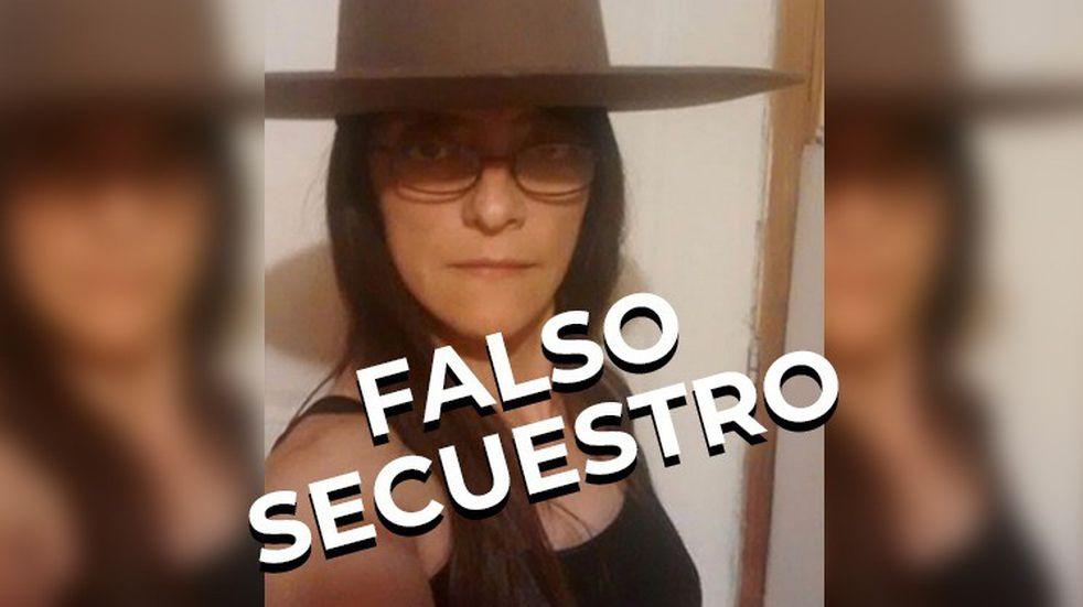 Resultó ser falso el secuestro de la joven mexicana en Barranqueras