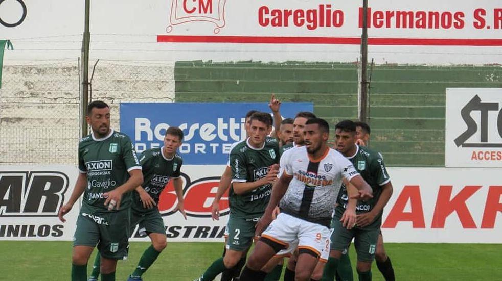 Sportivo Belgrano empató de local con Chaco For Ever y es segundo en Federal A