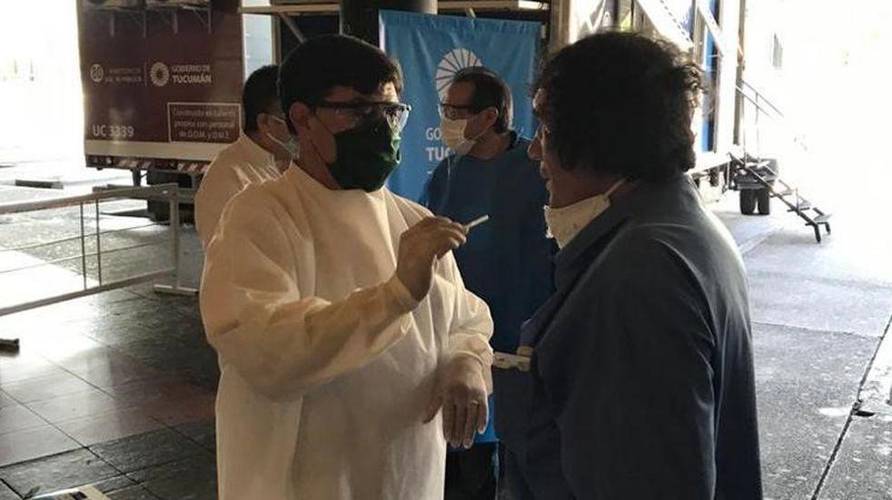 Alarmante: 11 muertos y 810 casos de coronavirus en Tucumán en lo que va del viernes