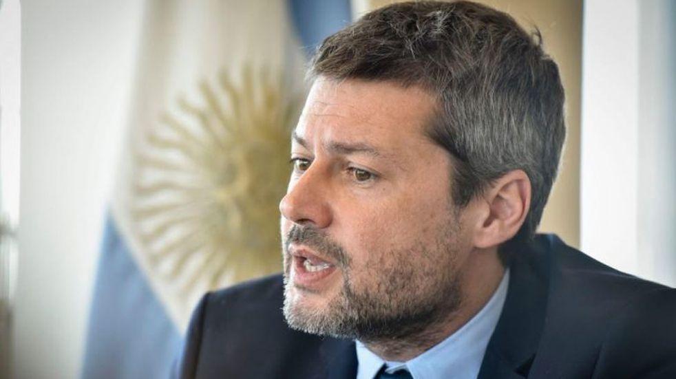 Matías Lammens (Foto: Twitter)