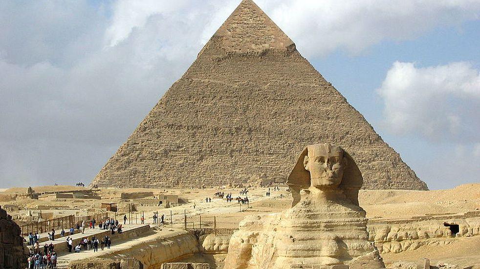 Descubren en Egipto una ciudad de más de 3000 años de antigüedad enterrada bajo el desierto