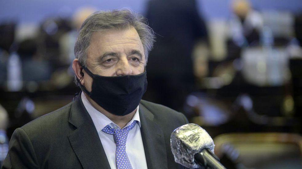 """Mario Negri: """"La sociedad vuelve a entregarle su libertad al Gobierno"""""""