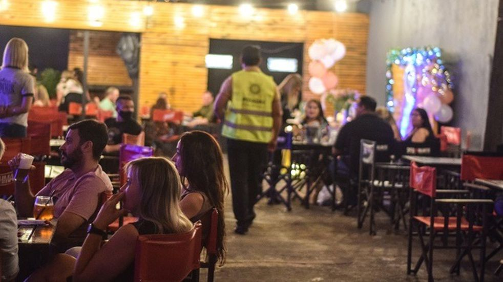 Tras controles de nocturnidad, se suspendieron eventos en Posadas