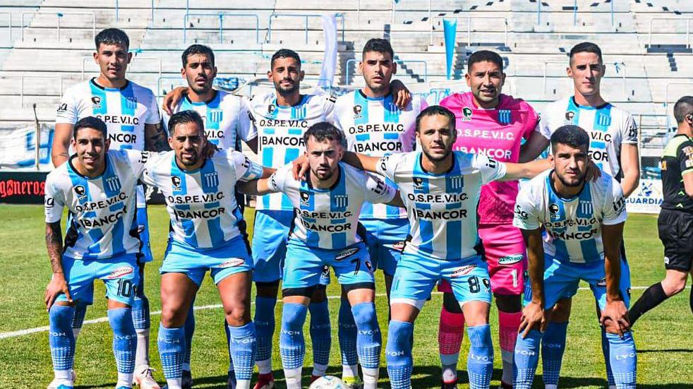 En Salta, Racing de Nueva Italia igualó sin goles ante el otro puntero de su Zona